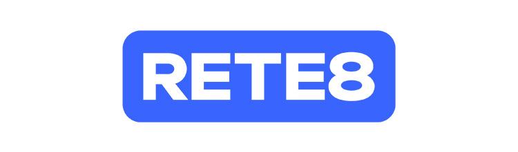 logo rete8 2021