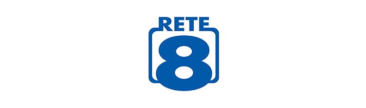 rete8 logo