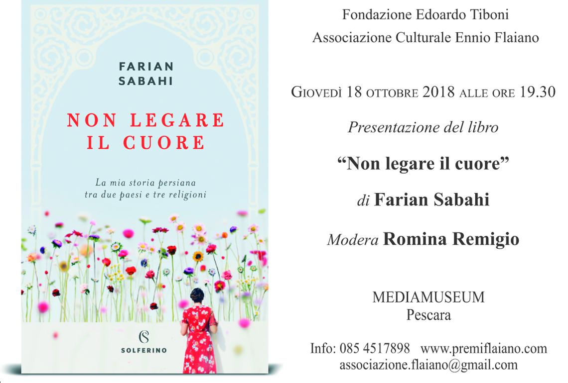 Presentazione del libro di Farian Sabahi
