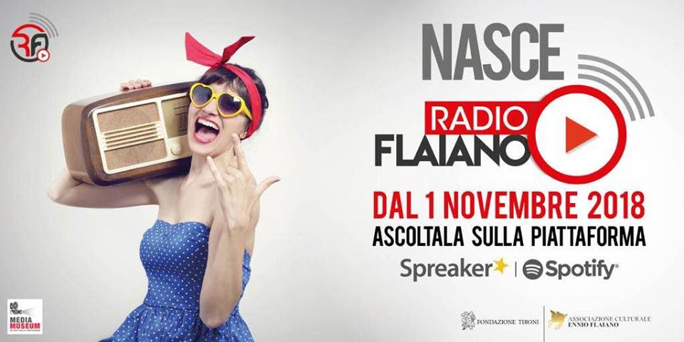 Nasce Radio Flaiano